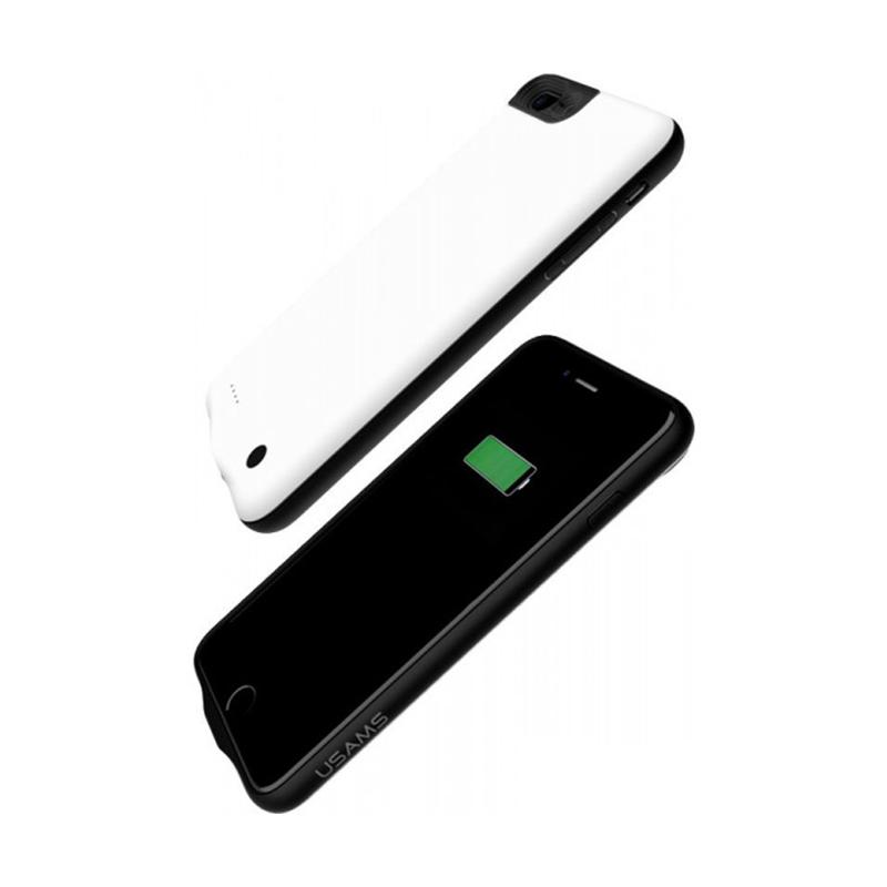 official photos 6532c 6bd73 Usams US-CD11 Iphone 7/8 Battery Case 2500 mAh